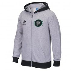 Celtics adidas Originals Full-Zip Hoodie