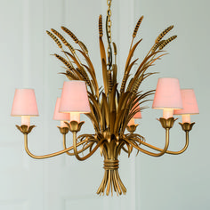 Looking for designer lighting? Love our wonderfully rustic wheat wall sconce in gold, UK crafted from huge range of vintage & modern wall lights for your kitchen, living room or bedroom. Brass Pendant Light, Ceiling Pendant, Pendant Lighting, Ceiling Lights, Window Furniture, Candle Shades, Modern Wall Lights, Living Room Lighting, Floral Motif