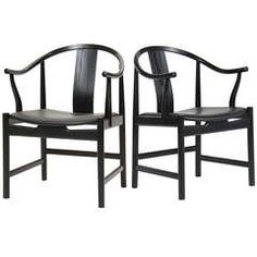 Chinese Chairs By Hans J. Wegner