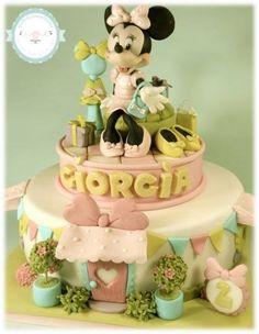 Tarta Minnie