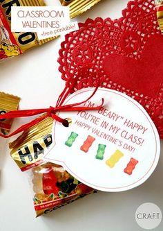 follow craft valentines for boysvalentines