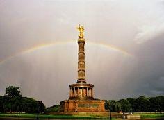 Berlin is one of my favorite cities, and Siegessäule is my favorite location.