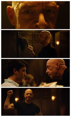 The Oscars 2015 | 87th Academy Awards Performance by an actor in a supporting role: J.K. Simmons - Whiplash