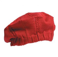 Tulle cotton beret, $24 at Penelope's