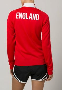 Nike Performance - N98 ENGLAND AUTHENTIC - Chaqueta de entrenamiento - rojo