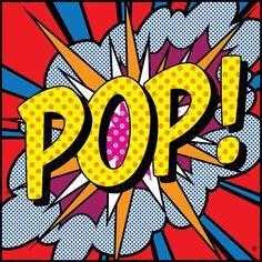 Pop Art - Roy Lichtenstein,