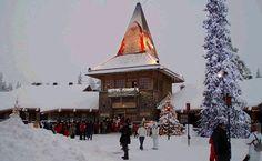 Visitar a Santa Claus con los Niños en Laponia   Rovaniemi, Finlandia
