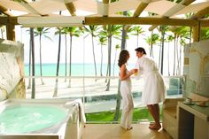 Barceló Bávaro Beach Resort, a 5 star property is located right in the heart of Playa Bávaro, Punta Cana, recognized as one of the 10 best beaches in the w