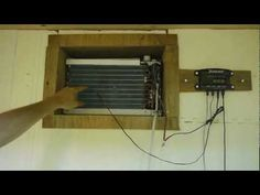 Video: How to build a walk-in cooler