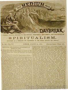 Spiritualism Rising