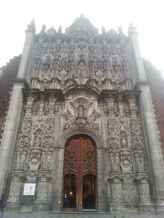Catedral Metropolitana Distrito Federal