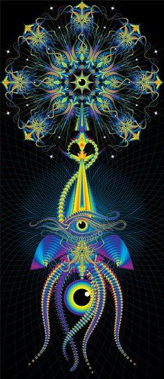 Visionary art by todorwarp on DeviantArt