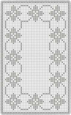 Easy Cross Stitch Patterns, Small Cross Stitch, Cross Stitch Heart, Cross Stitch Borders, Cross Stitch Flowers, Cross Stitch Designs, Filet Crochet Charts, Crochet Doily Patterns, Embroidery Patterns