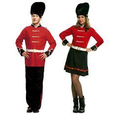 Costumes pour couples Garde Royale #déguisementscouples