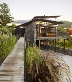 stone and timber houses australia - Google Search