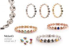 Melano Vivid armbanden - Juwelier De Slag