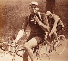 Tour de France 1926! Hardcore cycling  Please follow us @ http://www.pinterest.com/wocycling