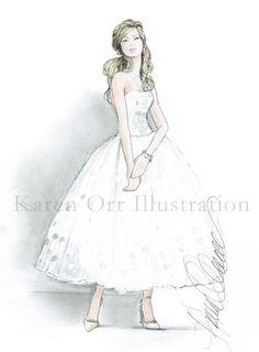 Karen Orr Illustration