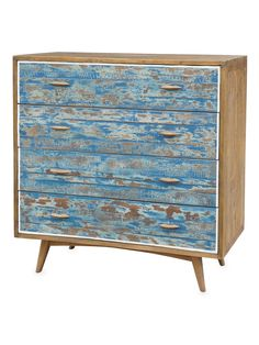 Hughes Danny Sideboard by Four Hands...a bit of industrial styling with mid-century modern foundations.