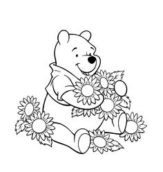How about coloring Winnie the pooh character? Here is a collection of 20 free printable Winnie the pooh coloring pages for kids Love Coloring Pages, Disney Coloring Pages, Printable Coloring Pages, Free Coloring, Adult Coloring Pages, Coloring Pages For Kids, Coloring Sheets, Coloring Books, Kids Coloring