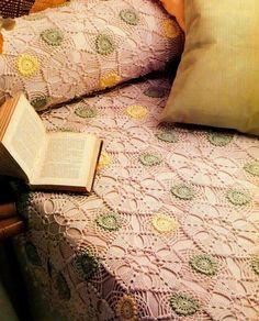 Crochet Pattern of Bedsread