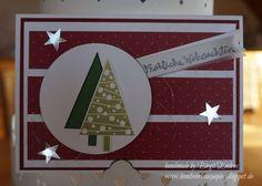 HandWerk aus Papier: Weihnachtskarte # 2