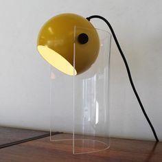 Plexiglas Tischlampe, 1970er - Tischleuchten - Beleuchtung  - Pamono