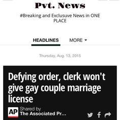 Pvt. News is OUT  http://ift.tt/1CeNjph #PvtNews Or Google #PvtNews