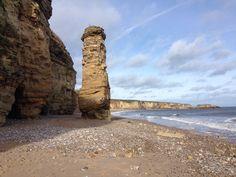 Seaside Newcastle South Shield UK