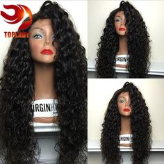 Lace Front Human Hair Wigs Kinky Curly Lace Wigs Full Lace Wigs Human Hair With Baby Hair Curly Human Hair Full Lace Wigs Human Hair Full Lace Wig Pink Lace Wigs From Topladyhouse, $87.74| Dhgate.Com
