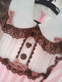 Angelic Pretty Melty Chocolate blouse