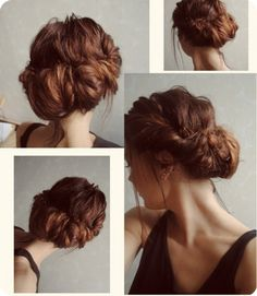 The 9 Most Flattering 5 Minutes Easy Messy Up-do For Daily Creationmessy up-do hairstyles requires a long or medium hair length