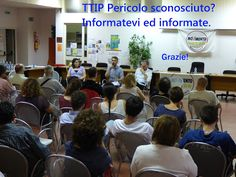 5 Stelle News: TTIP. Pericolo sconosciuto? Informatevi ed informa...