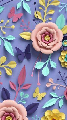 Soft Colours  #art #color