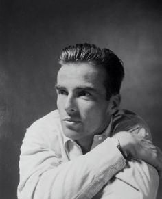 Montgomery Clift, late 1940′s
