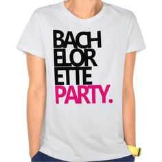==> reviews          BACHELORETTE PARTY SHIRT           BACHELORETTE PARTY SHIRT This site is will advise you where to buyThis Deals          BACHELORETTE PARTY SHIRT Review from Associated Store with this Deal...Cleck Hot Deals >>> http://www.zazzle.com/bachelorette_party_shirt-235919900741722213?rf=238627982471231924&zbar=1&tc=terrest