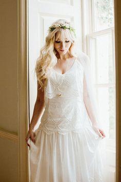 Fresh Beautiful Wedding Inspiration | Rebecca Goddard Photography | Katrina Otter Weddings | Bridal Musings Wedding Blog 11