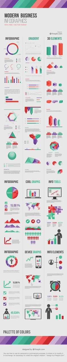 Infographics—p / variety