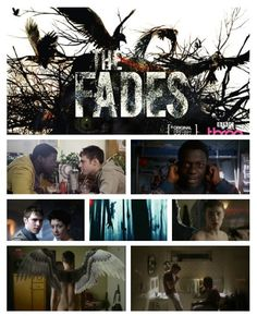 The Fades -- BBC Another great show that was cancelled by BBC.