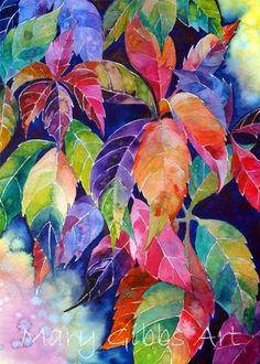 MATIN LUMINEUX mary gibbs art