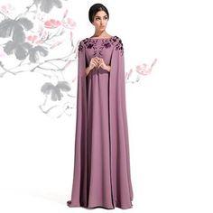 Cape in dusty rose ✨ #mauzan #mauzanabaya #classy #luxury #high #fashion #feminine #design #style #abaya #unique #trend #royal #elegant #wow #quality