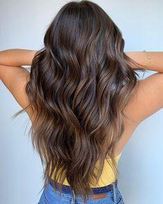 Rich Brown Hair, Natural Brown Hair, Honey Brown Hair, Chocolate Brown Hair Color, Cool Tone Brown Hair, Brown Hair Inspo, Chocolate Brunette Hair, Brown Hair In The Sun, Brown Brown