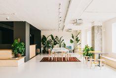 Galeria de Coworking: Espaços de trabalho compartilhados - 7