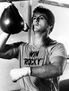 Rocky Balboa from the Rocky movie series