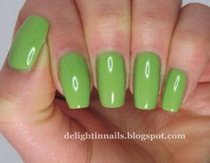 Delight In Nails: Butterfly Manicure for Spring - Julep Francis