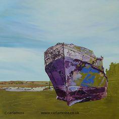 Carla Moss - Kazakhstan Landscapes