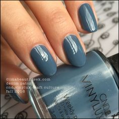 Image result for cnd vinylux swatches winter 2017