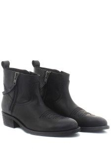 Via Roma Velvet combat boots women's Low Ankle Boots in Free Shipping Factory Outlet Really Cheap Wqrfb