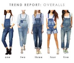 Trend Alert: How to Wear Overalls | Hellobee