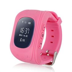 This watch is really smart! GPS Locator,Anti-Loss Functions & More! Every Child Needs 1!!!